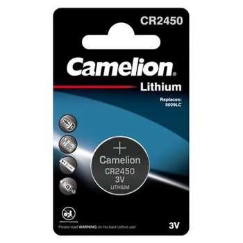 باتری سکه ای کملیون مدل CR 2450