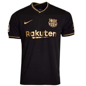 تی شرت ورزشی مردانه مدل بارسلونا کد away2021