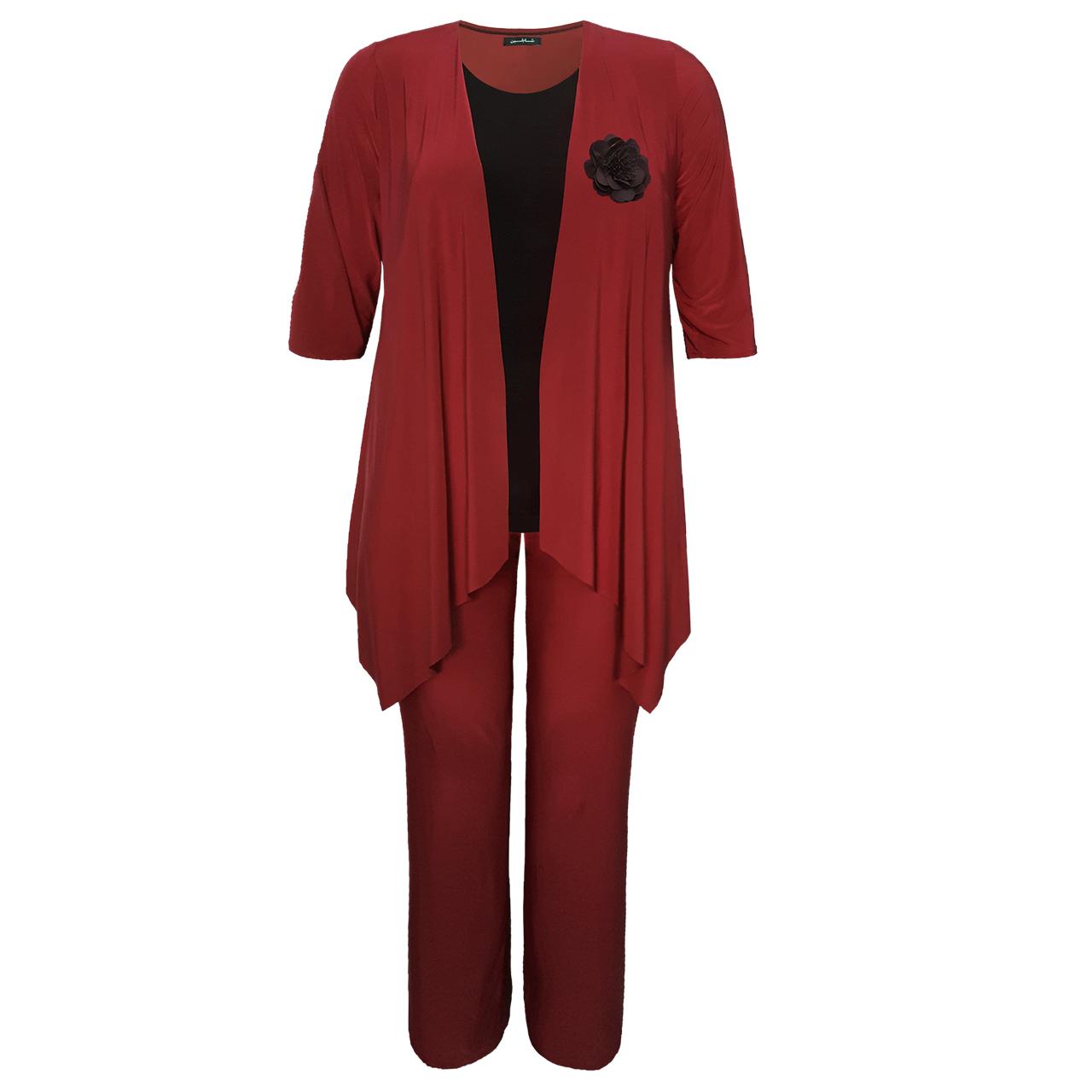 ست 3 تکه لباس زنانه شایلین کد 1168