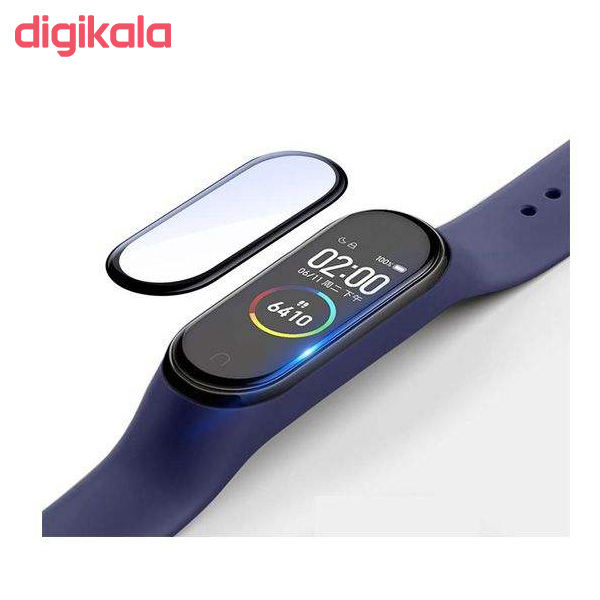 محافظ صفحه نمایش مدل K09 مناسب برای مچ بند هوشمند شیائومی Mi Band 4 main 1 3