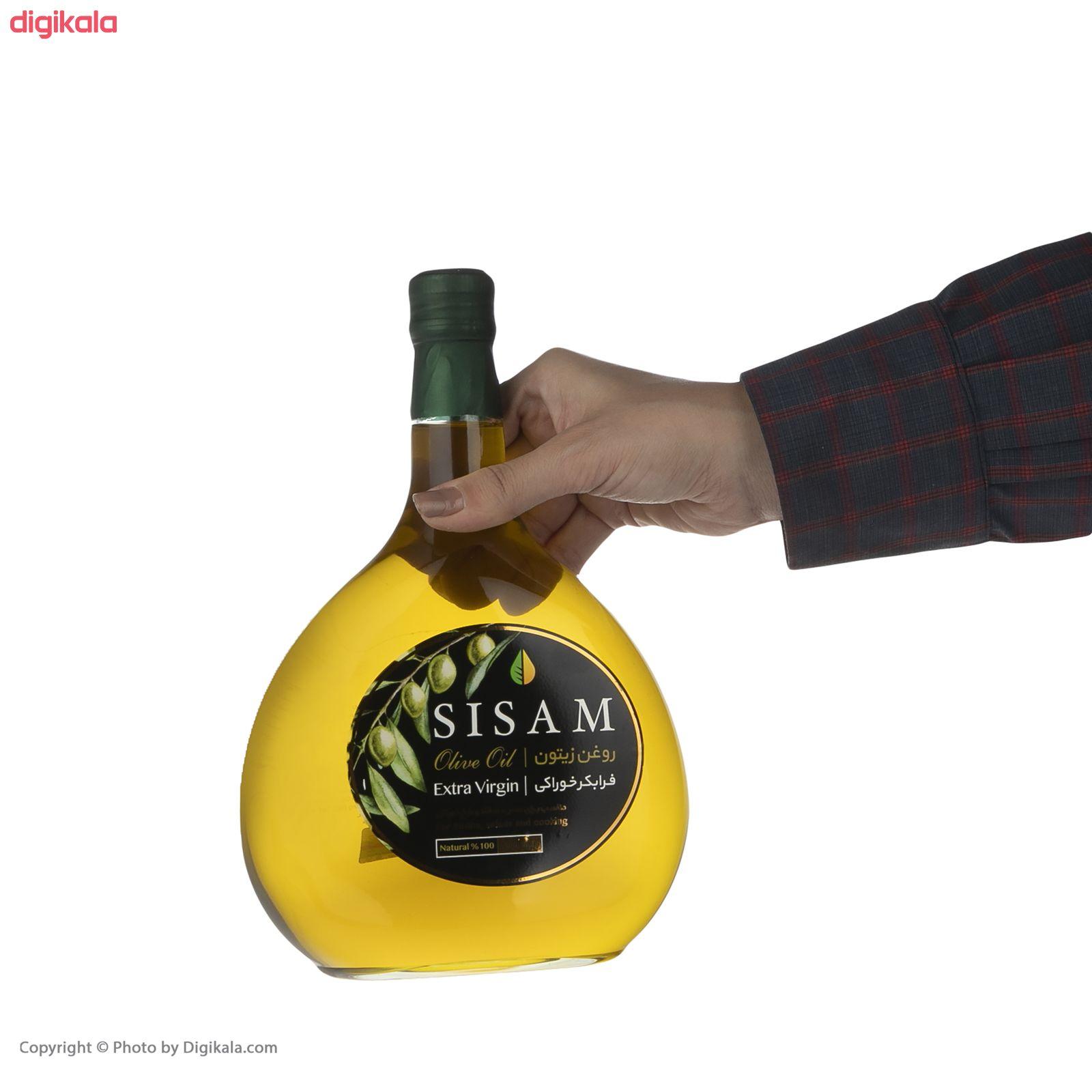 روغن زیتون فرابکر سی سام - 1 لیتر  main 1 3