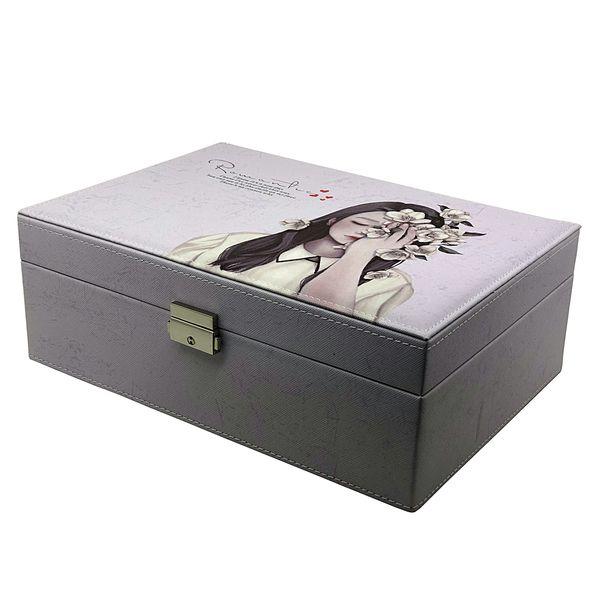 جعبه جواهرات مدل girl کد A1101-17