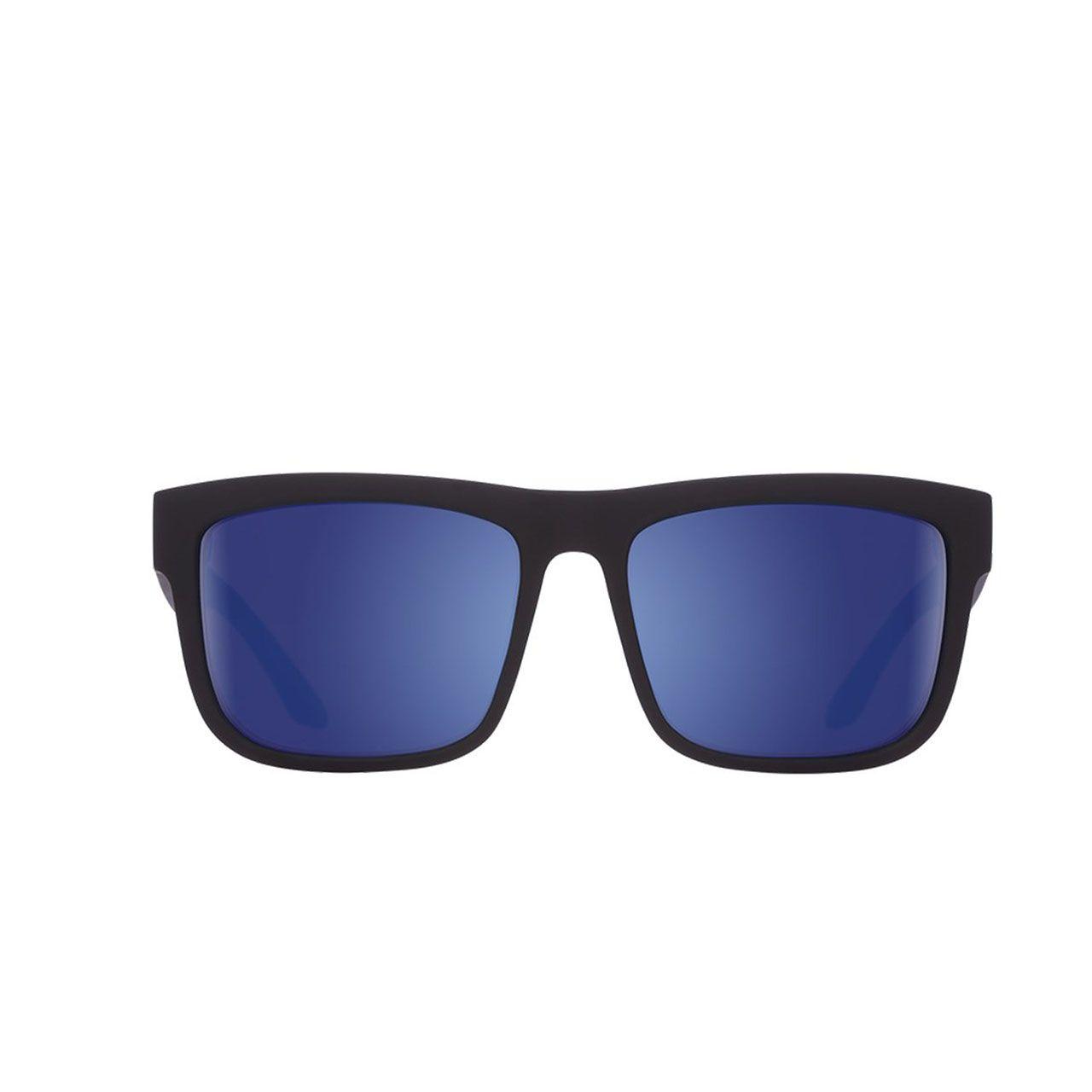 عینک آفتابی اسپای سری Discord مدلSoft Matte Black Navy Tort Happy Gray Green Dark Blue Spectra -  - 4