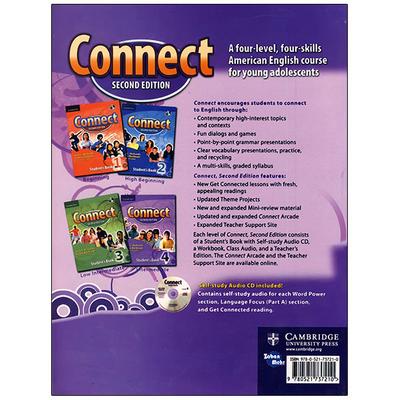 کتاب connect 4 اثر جمعی از نویسندگان انتشارات زبان مهر