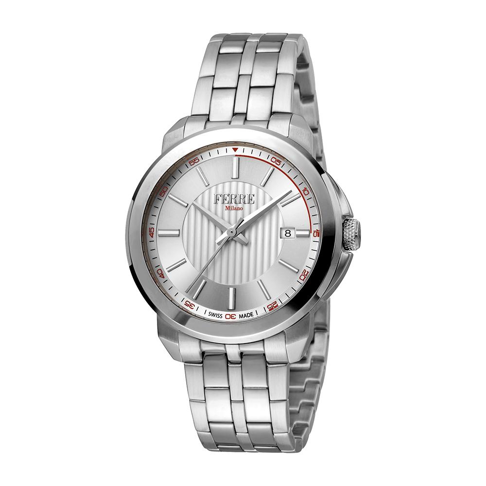 کد تخفیف                                      ساعت مچی عقربه ای مردانه فره میلانو مدل FM1G094M0051