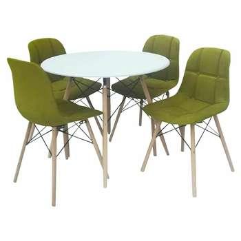 میز و صندلی ناهار خوری مدل m1190