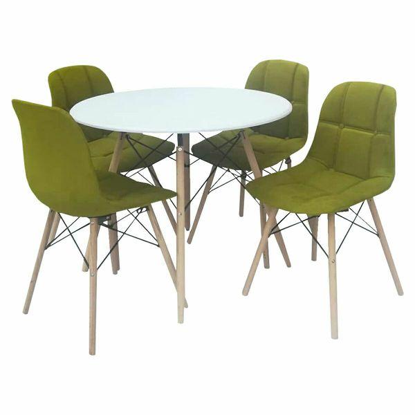 میز و صندلی ناهار خوری مدل A754