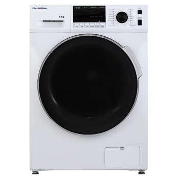 ماشین لباسشویی پاکشوما مدل TFU-84401 ظرفیت 8 کیلوگرم