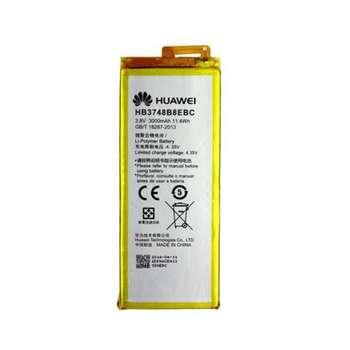 باتری موبایل مدل hb3748b8ebc با ظرفیت 3000 میلی آمپر ساعت مناسب برای گوشی موبایل هوآوی G7