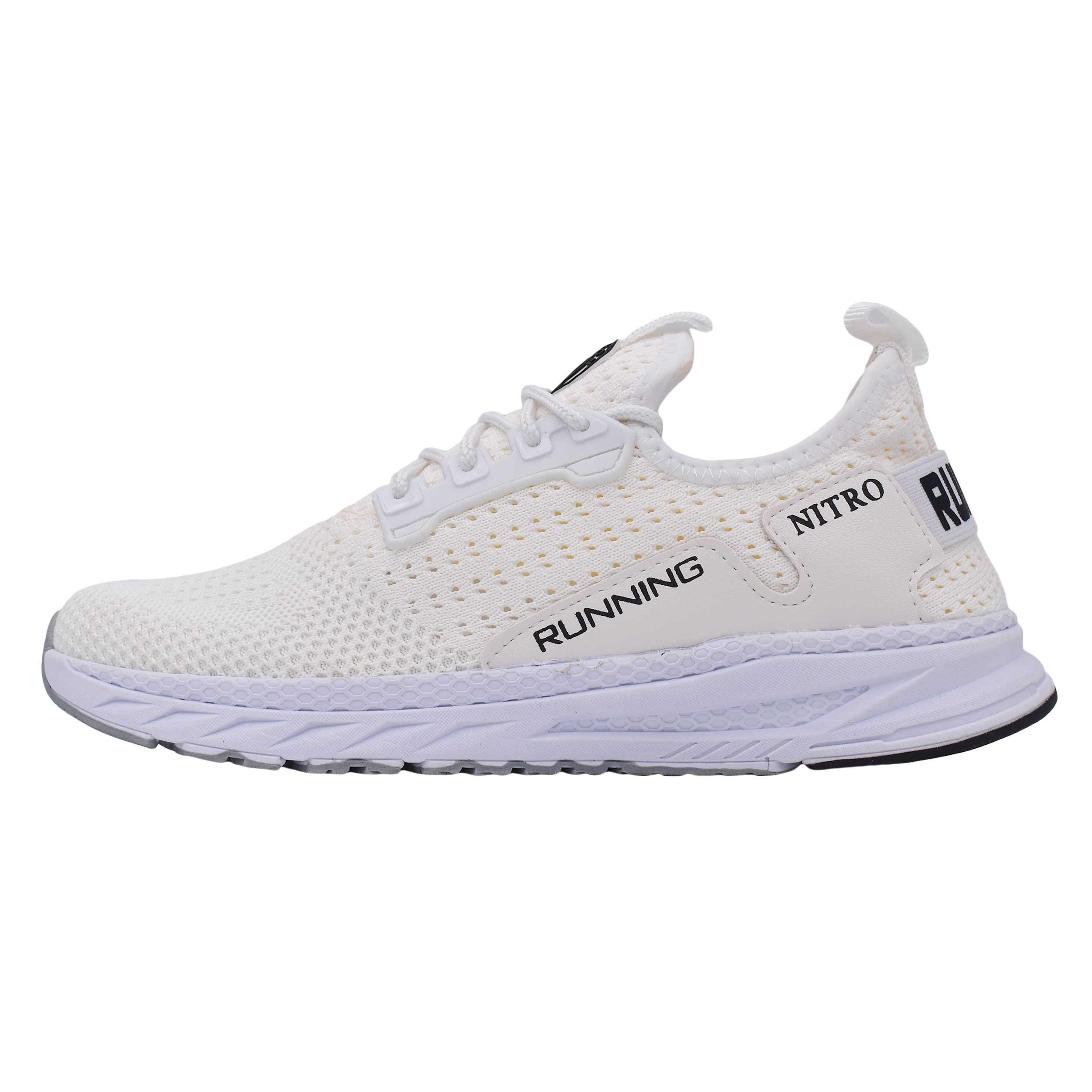 کفش مخصوص پیاده روی مردانه نیترو مدل N-006W کد 7487