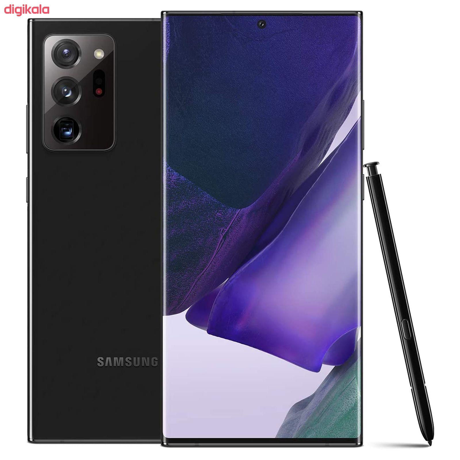 گوشی موبایل سامسونگ مدل Galaxy Note20 Ultra SM-N985F/DS دو سیم کارت ظرفیت 256 گیگابایت  main 1 10