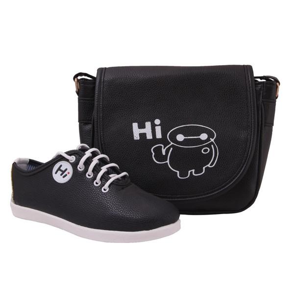 ست کیف و کفش زنانه دوک مدل 1-316-39050