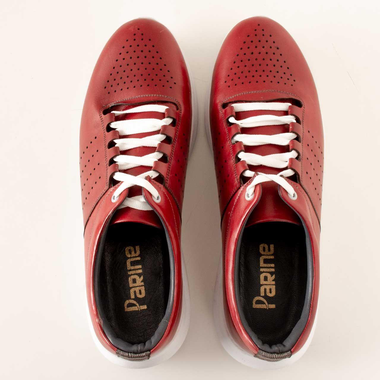 کفش روزمره مردانه پارینه چرم مدل SHO176-2 -  - 9