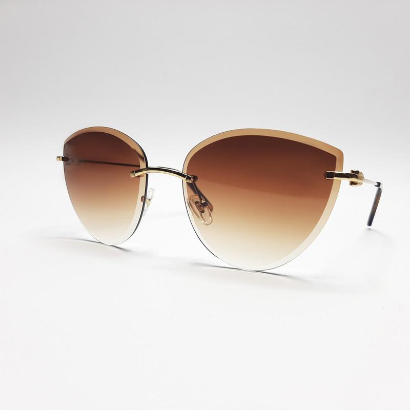 عینک آفتابی زنانه کارتیه مدل CT0003RS1W