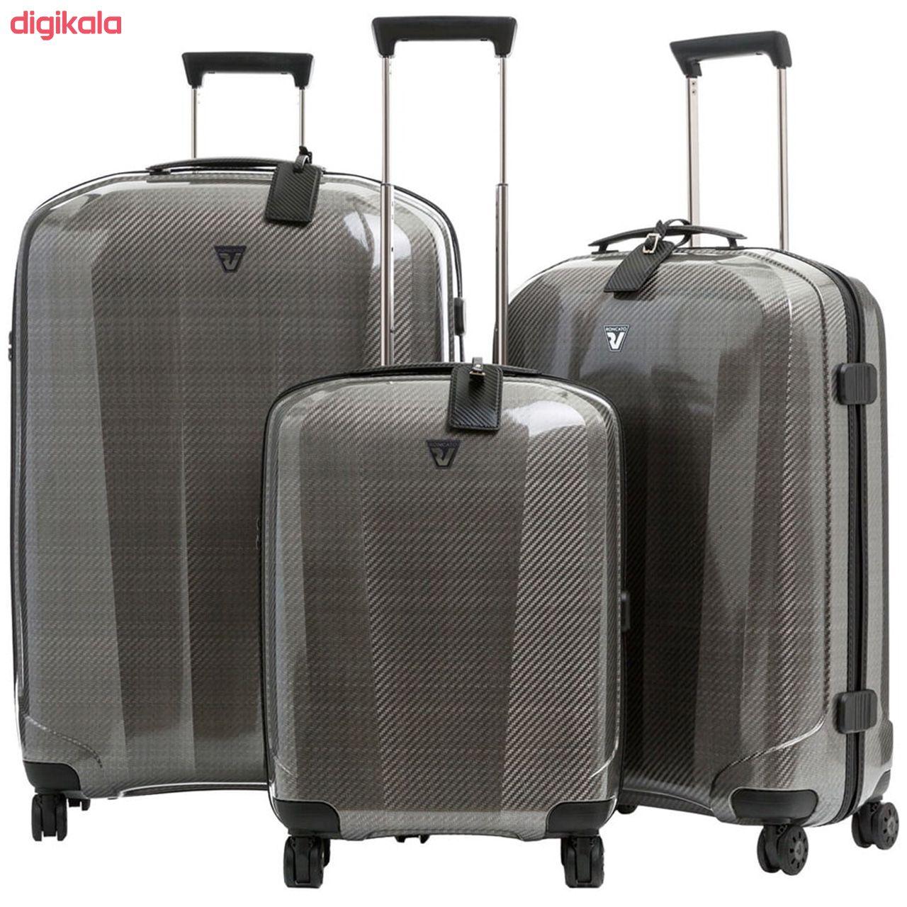 مجموعه سه عددی چمدان رونکاتو مدل 5950 main 1 1