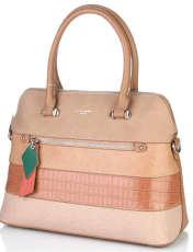 کیف دستی زنانه دیوید جونز کد 6241-1 -  - 2