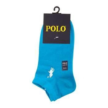 جوراب مردانه مدل P-2020 رنگ آبی