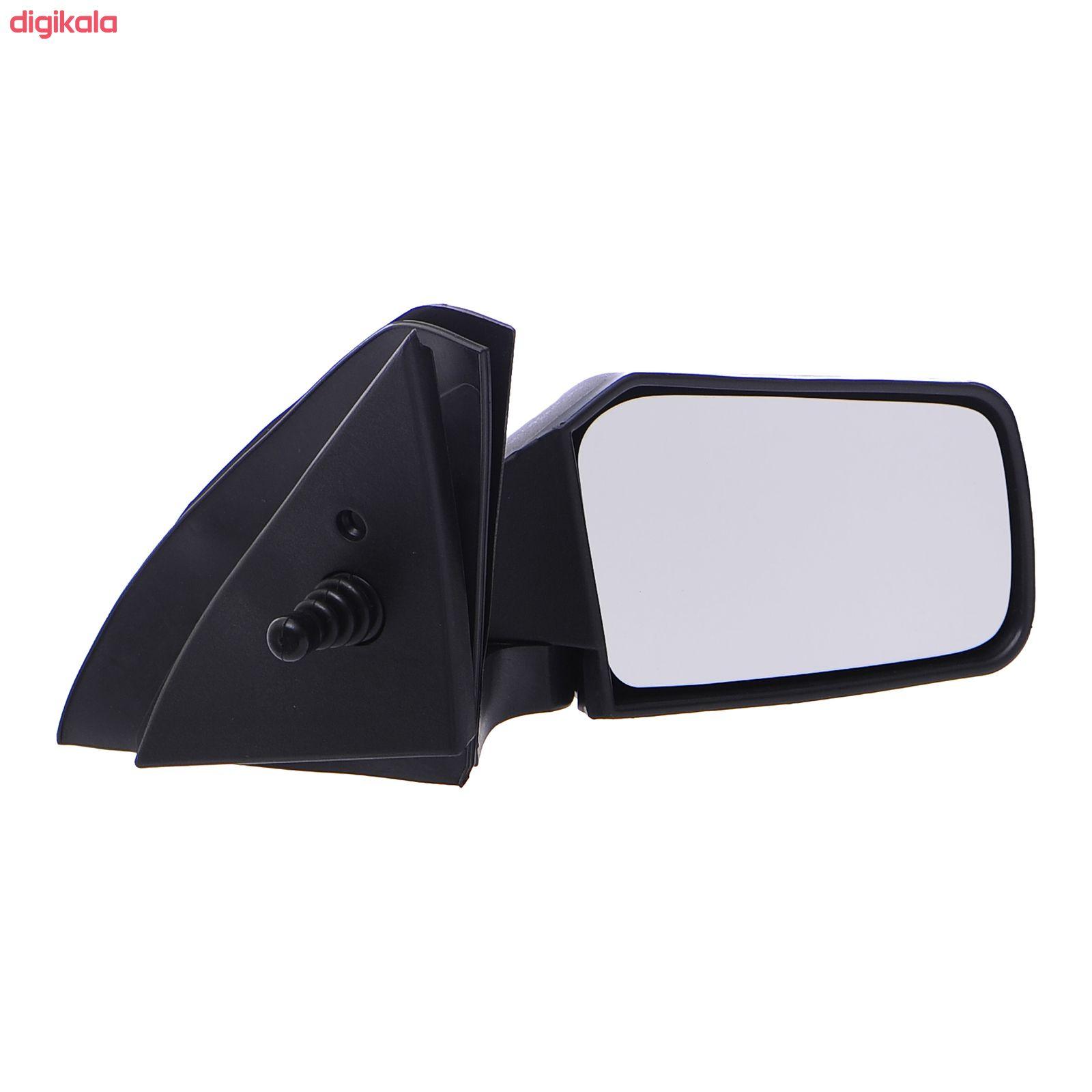 آینه جانبی راست خودرو کد CR0001 مناسب برای پراید main 1 2