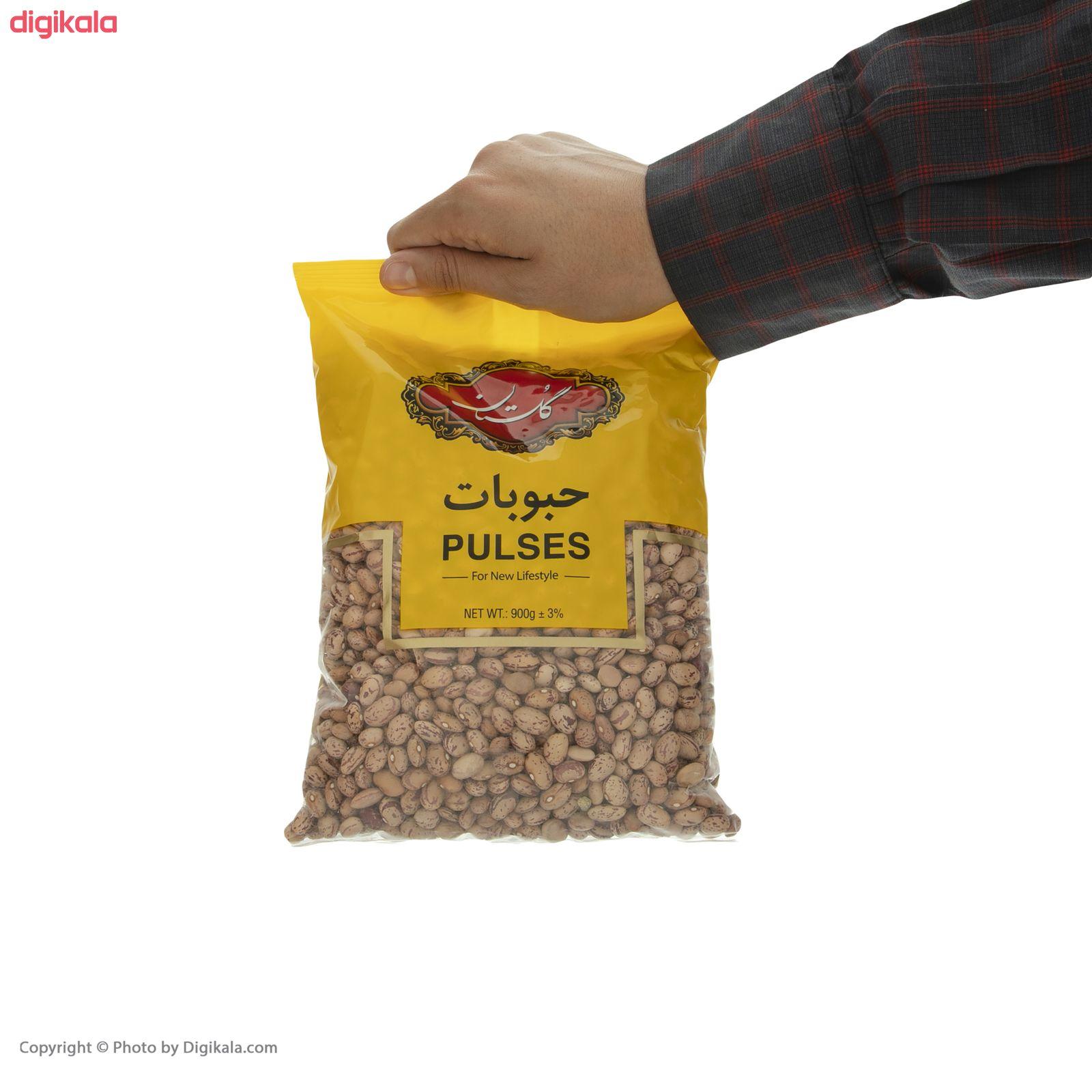 لوبیا چیتی گلستان - 900 گرم  main 1 3