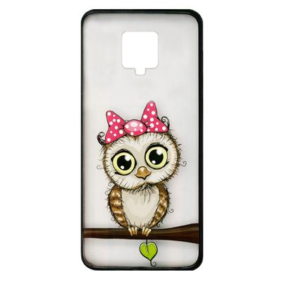 کاور طرح حیوانات کد 444  مناسب برای گوشی موبایل شیائومی Redmi Note 9S / 9pro