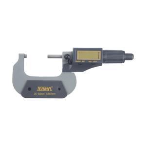 میکرومتر دیجیتال ترما کد 7102550 گستره 50-25 میلیمتر