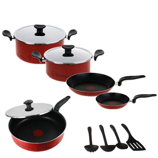 سرویس پخت و پز 12 پارچه تفال مدل Enjoy
