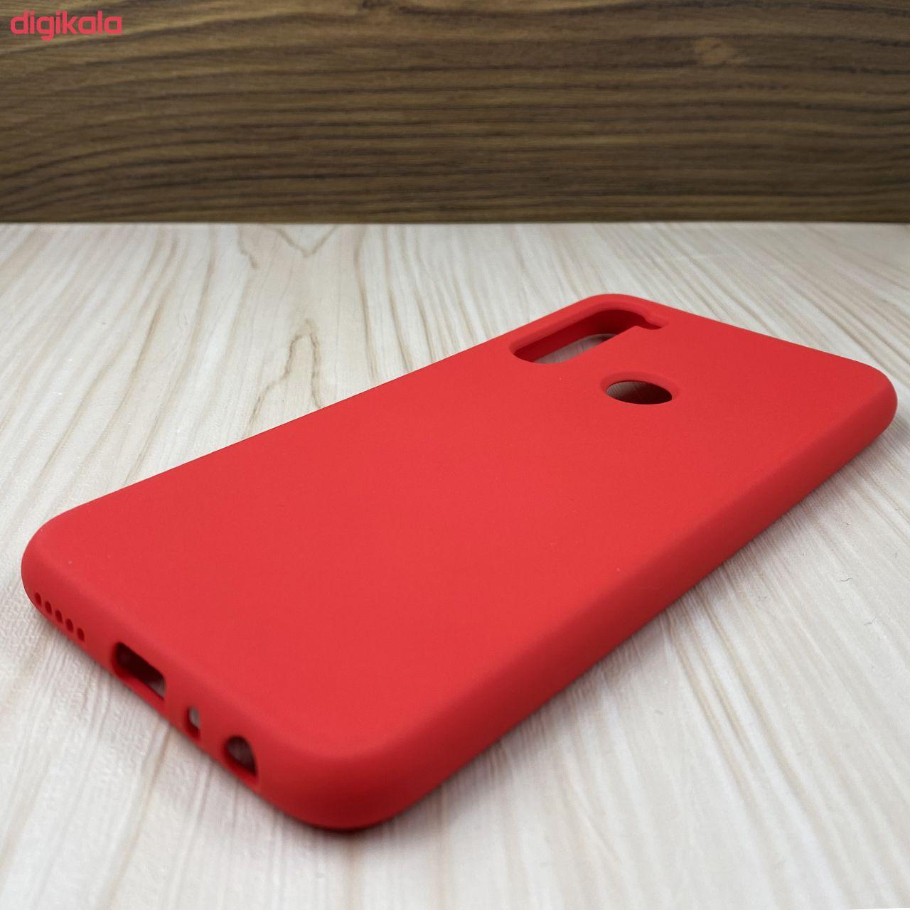 کاور مدل SCN مناسب برای گوشی موبایل شیائومی Redmi Note 8 main 1 2