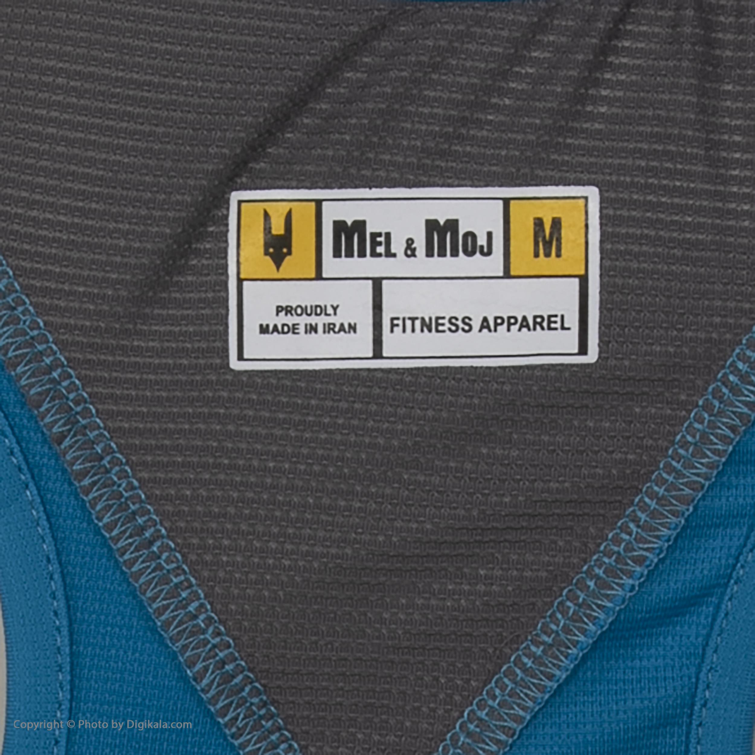 تاپ ورزشی زنانه مل اند موژ مدل W06339-410 -  - 7