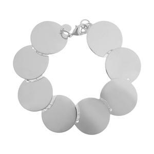 دستبند نقره زنانه کد ZB-B61