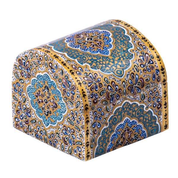 جعبه جواهرات سعید آرا طرح تذهیب مدل میشا کد 1
