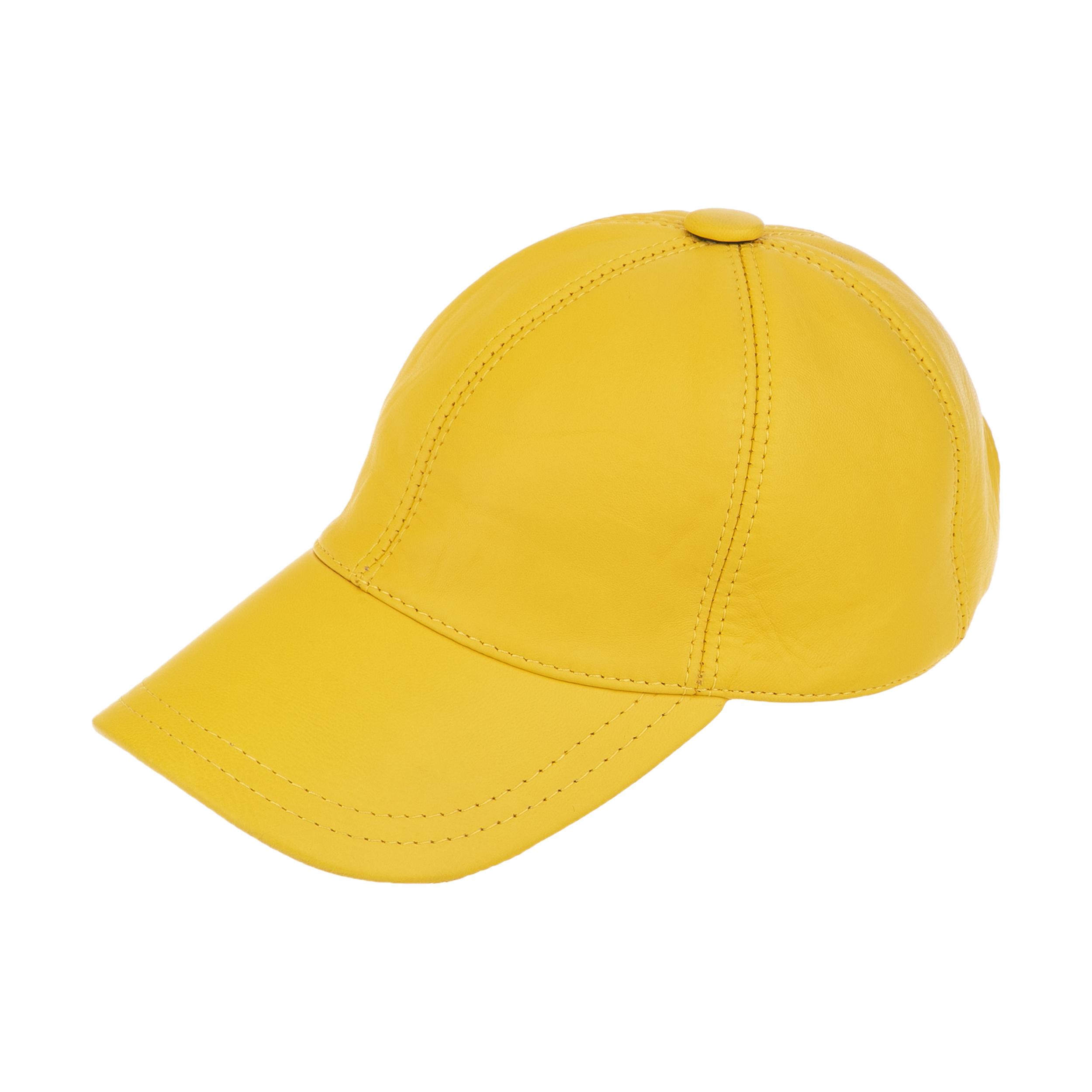 کلاه کپ مردانه شهر چرم مدل AT50019