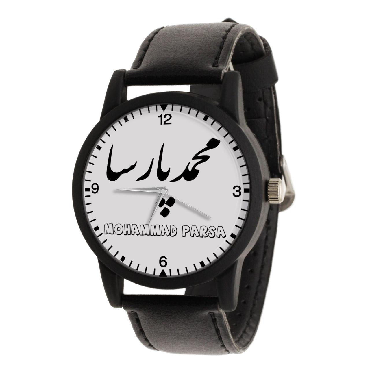 ساعت مچی  مردانه طرح محمد پارسا کد LF3032              اصل