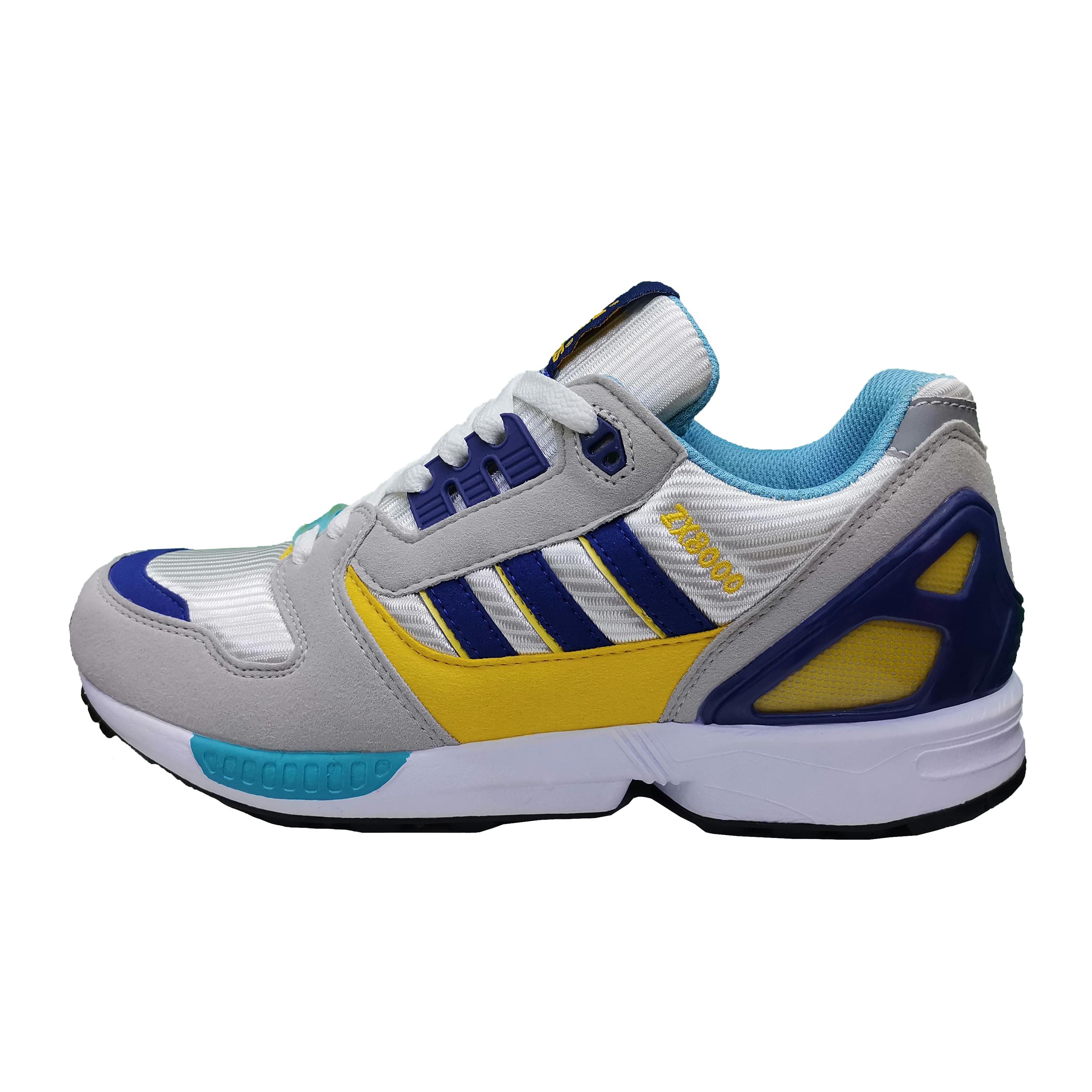 خرید                     کفش مخصوص پیاده روی مردانه آدیداس مدل zx 8000 کد okini 8000