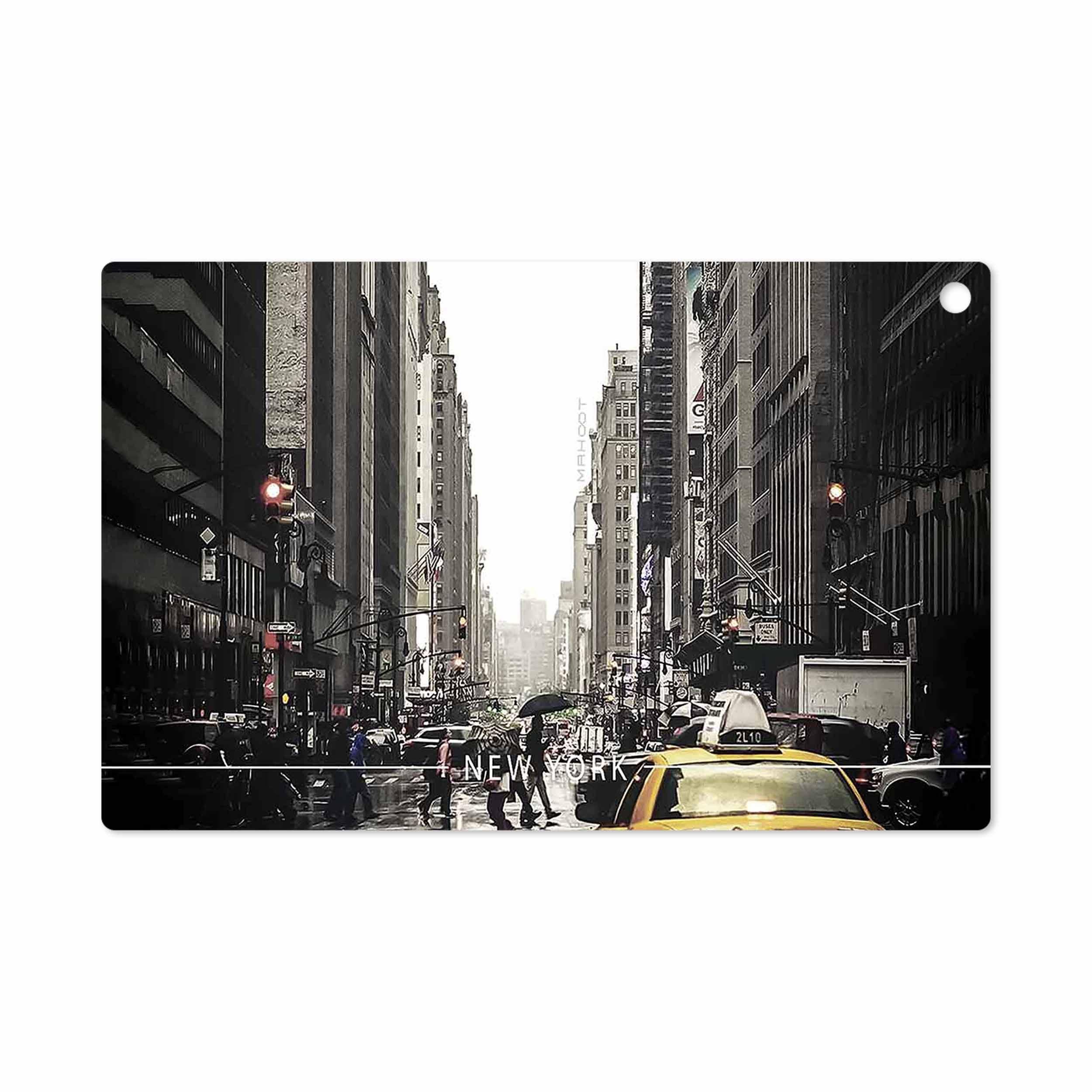 بررسی و خرید [با تخفیف]                                     برچسب پوششی ماهوت مدل New York City مناسب برای تبلت سونی Xperia Tablet Z LTE 2013                             اورجینال