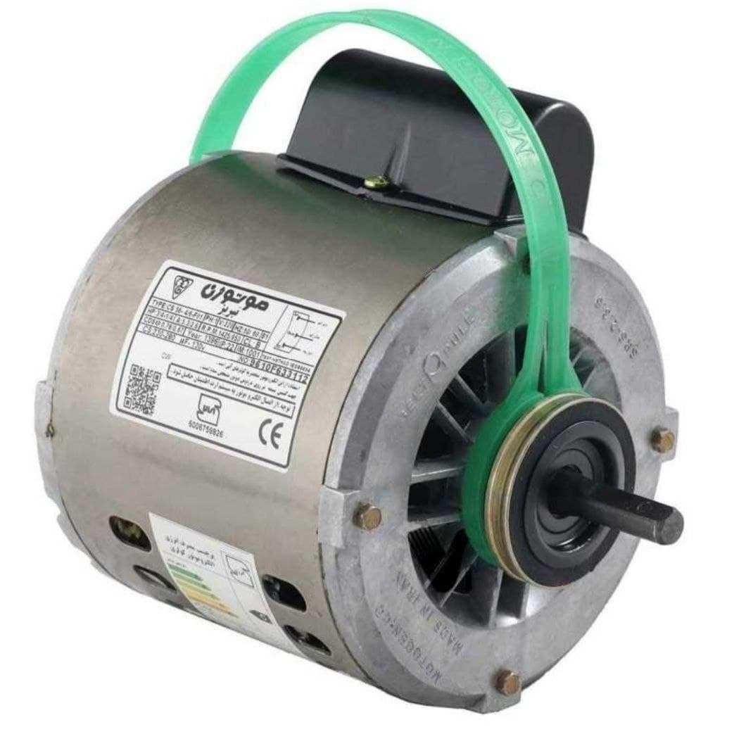 تصویر الکترو موتور کولر آبی موتوژن مدل 3/4
