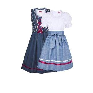 ست 3 تکه لباس دخترانه پیپرتس مدل K0141