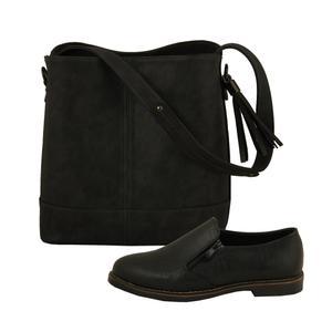 ست کیف و کفش زنانه BAB مدل ترنم کد 910-5