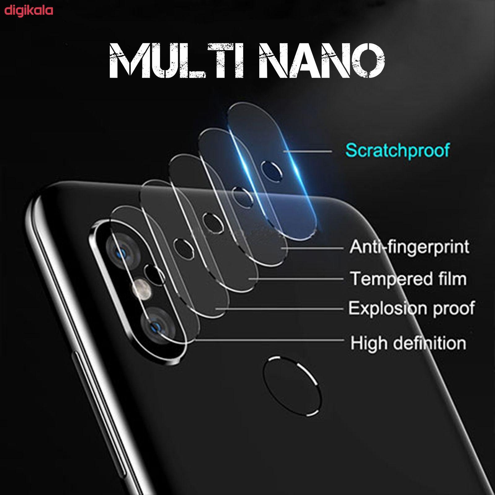 محافظ لنز دوربین مولتی نانو مدل Ultra مناسب برای گوشی موبایل سامسونگ Galaxy A12 main 1 4