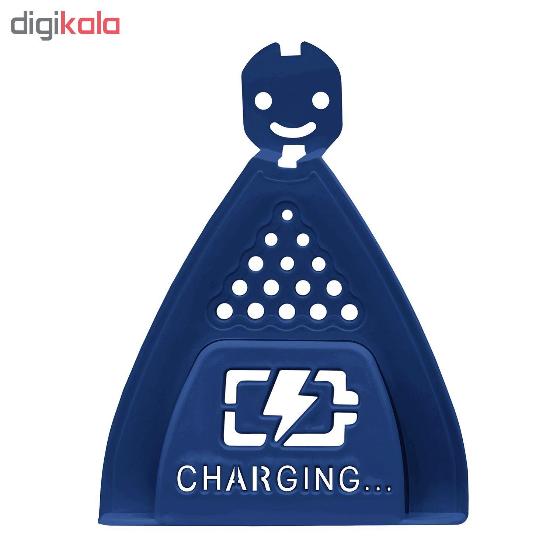 پایه نگهدارنده شارژر موبایل مدل Hng 0229 main 1 16