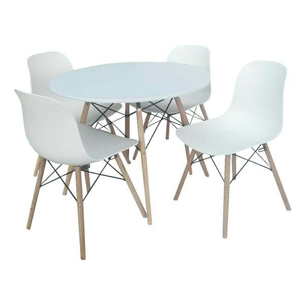 میز و صندلی ناهارخوری 4 نفرهمدل859