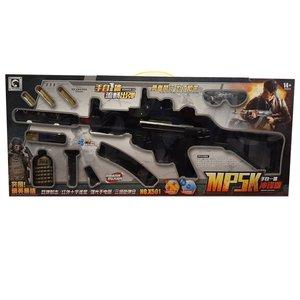 تفنگ بازی مدل مسلسل کد mp15