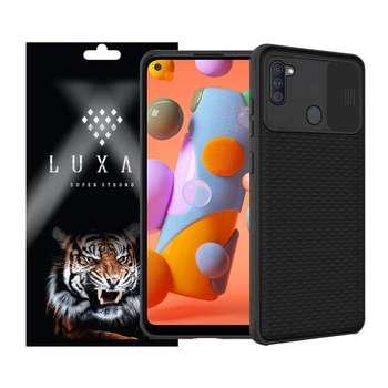 کاور لوکسار مدل LensPro-222 مناسب برای گوشی موبایل  سامسونگ Galaxy A11
