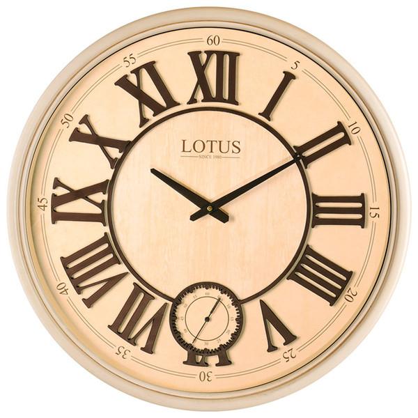ساعت دیواری لوتوس مدل ATLANTA-151-CR