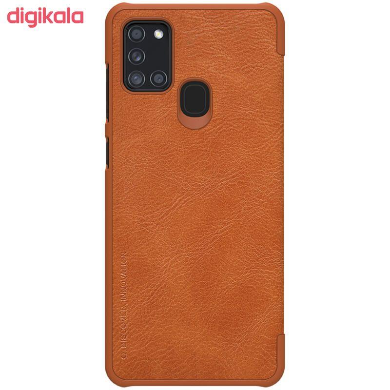 کیف کلاسوری نیلکین مدل QIN مناسب برای گوشی موبایل سامسونگ Galaxy A21s main 1 1