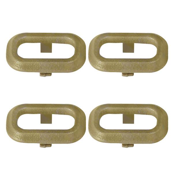 قاب قفل داخلی خودرو بیلگین مدل sam4 مناسب برای سمند بسته 4 عددی