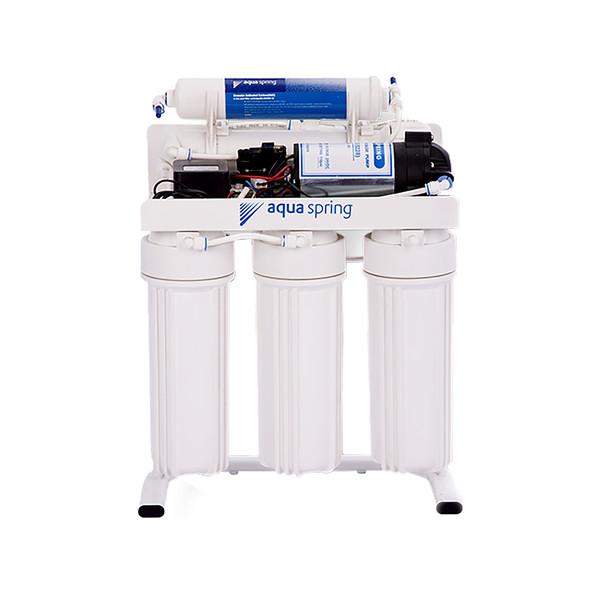 دستگاه تصفیه کننده آب آکوآ اسپرینگ کد 001