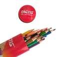 مداد رنگی 24 رنگ فکتیس مدل استوانه ای thumb 1