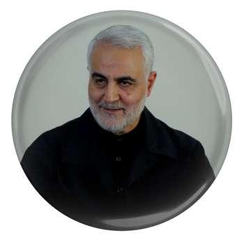 پیکسل طرح سردار شهید حاج قاسم سلیمانی مدل S4819
