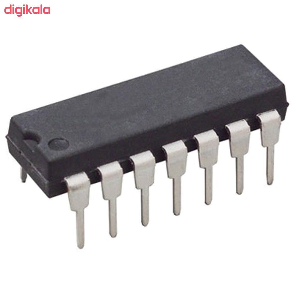 آی سی TTL مدل HD7416 بسته 2 عددی
