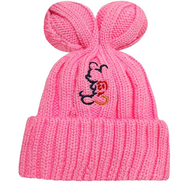 کلاه بافتنی دخترانه کد S
